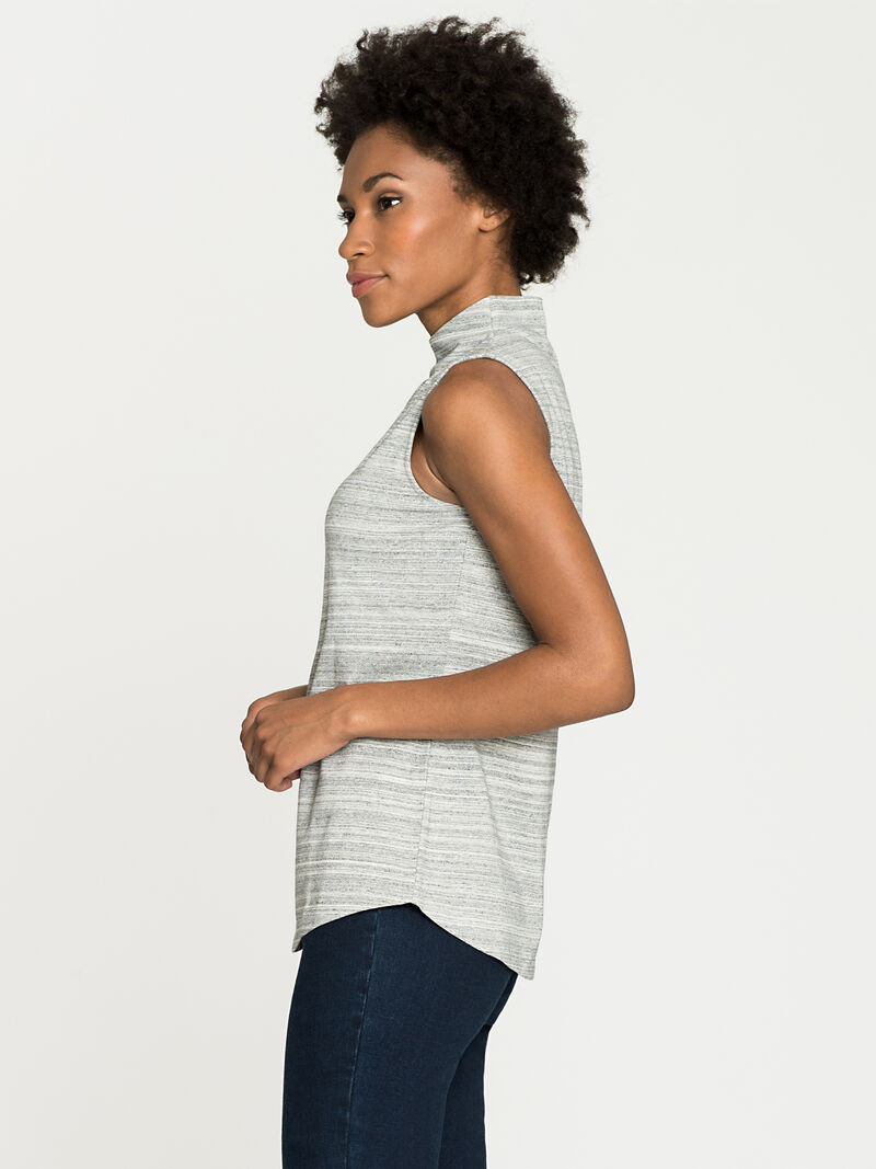 Perfect Mock Neck Tank image number 2