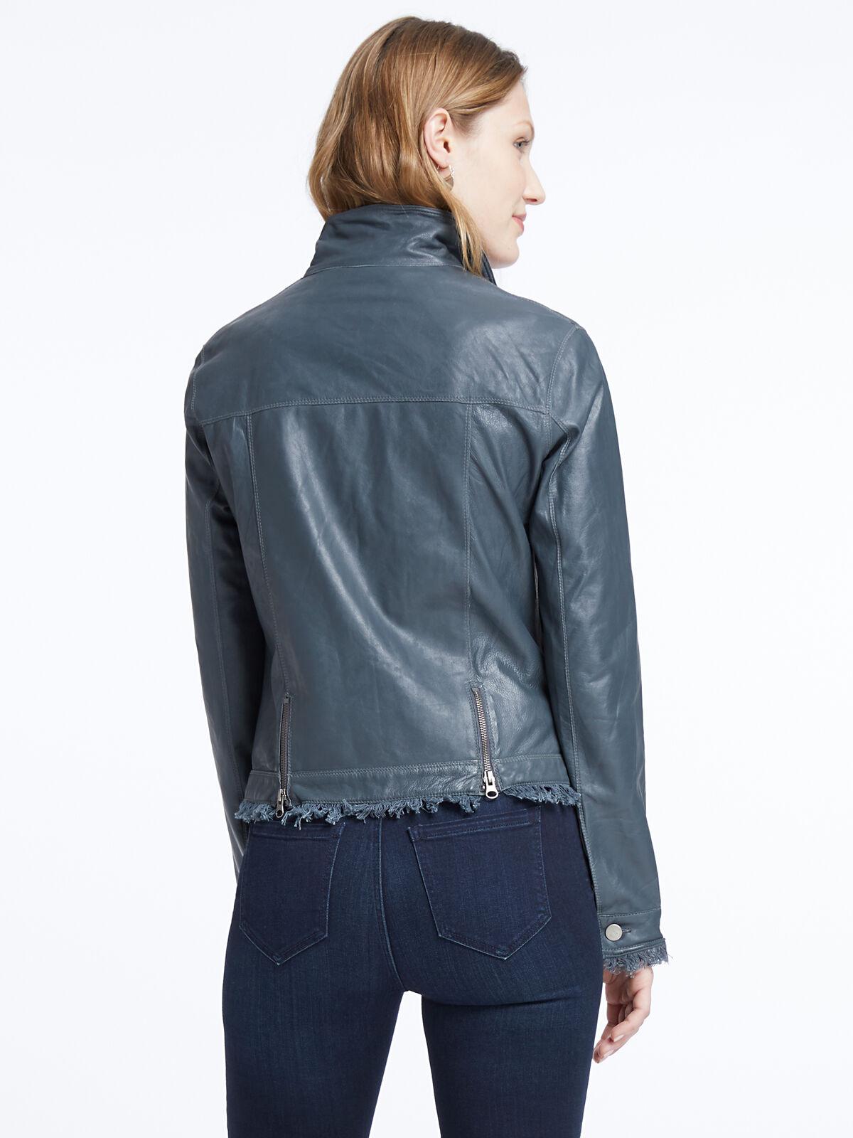 Jakett Washable Leather Jacket