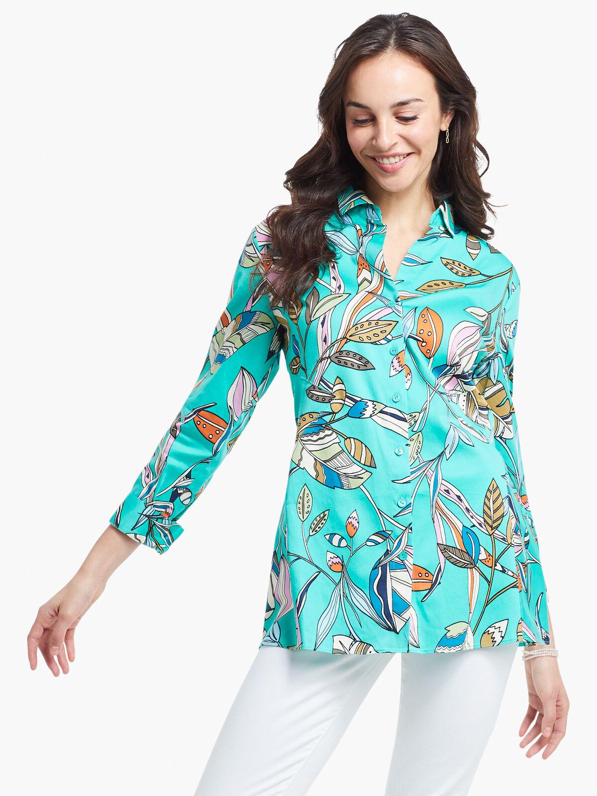 Riviera Botanic Shirt