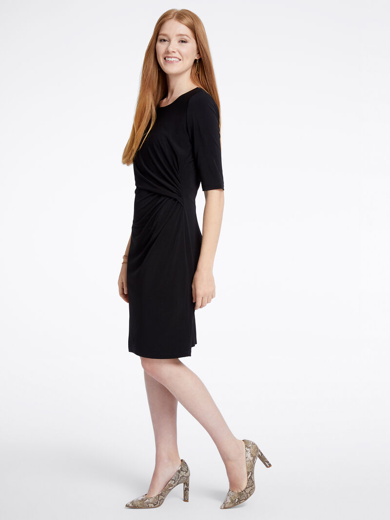 Fundamental Drape Dress