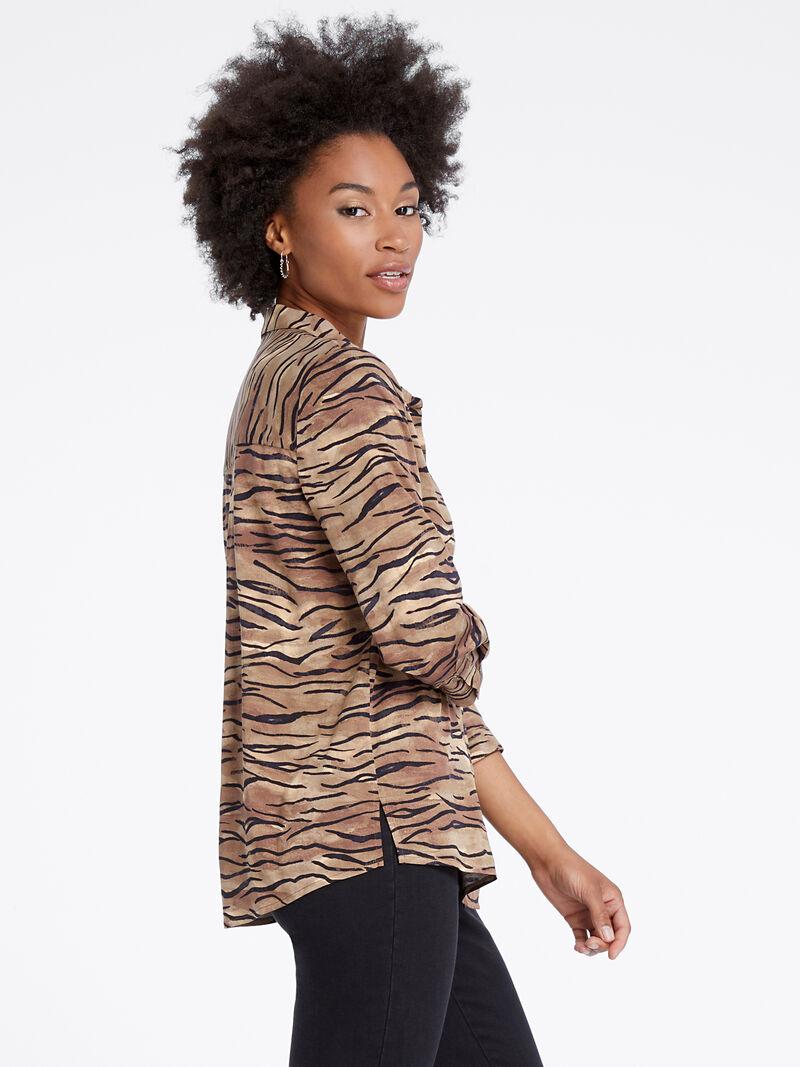 Tiger Stripes Shirt image number 1