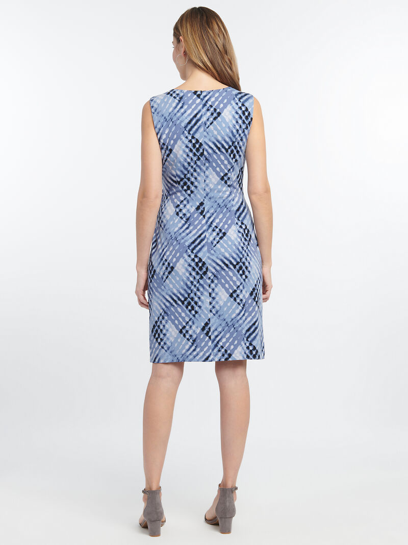 CROSS OVER TWIST DRESS image number 2
