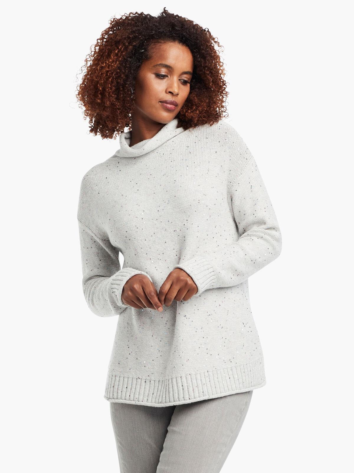 Cozy Sparkle Sweater