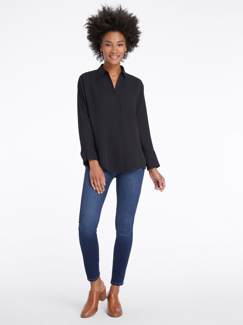 Flowing Ease Blouse image number 3