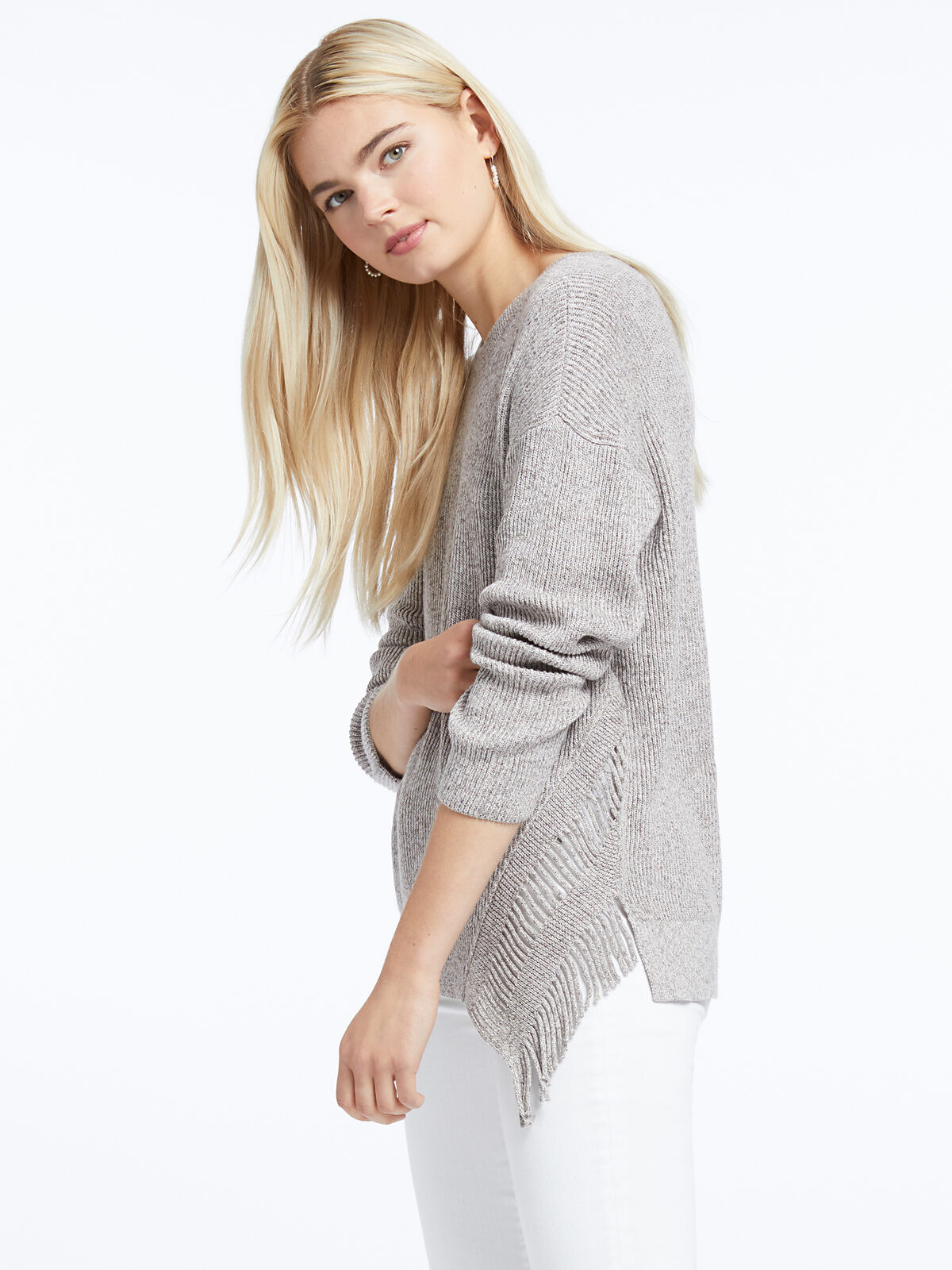 Fringe Times Sweater