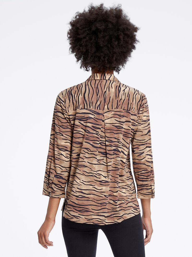 Tiger Stripes Shirt image number 2