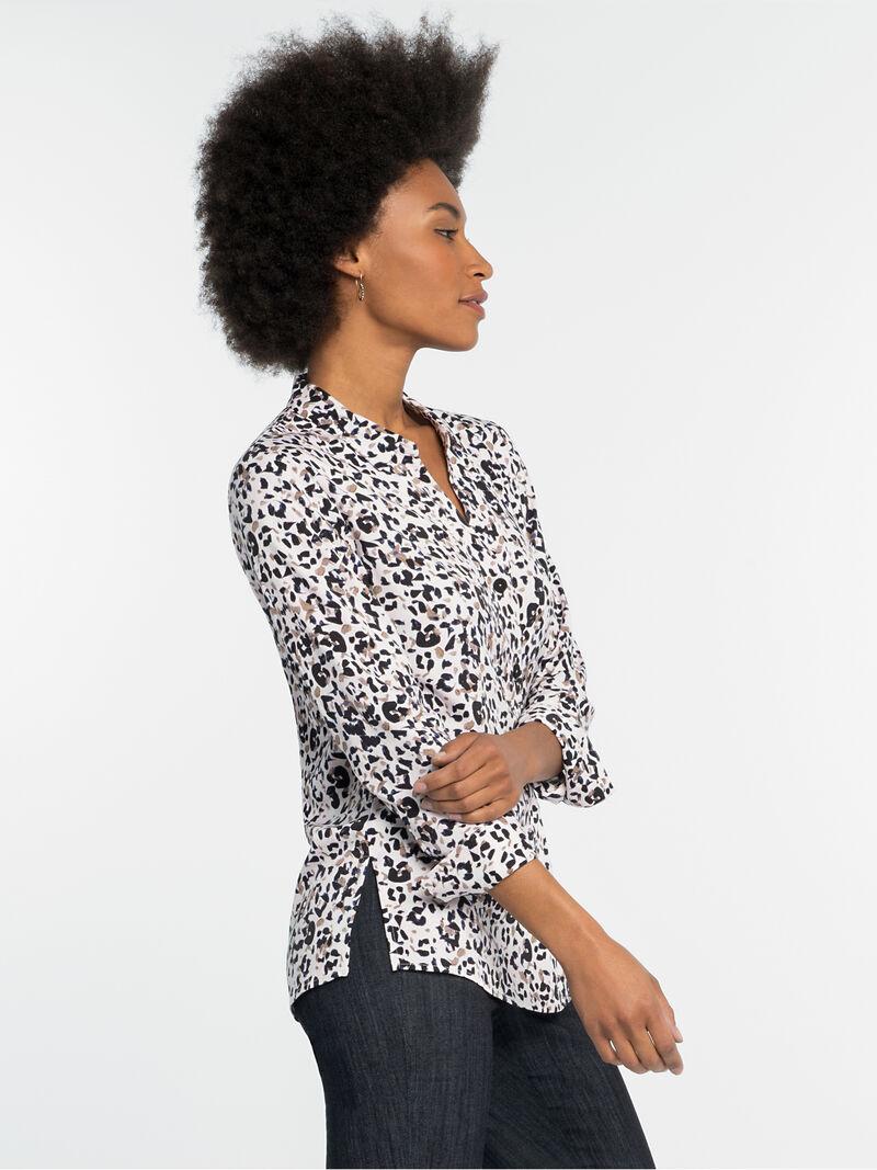Femme Cheetah Shirt image number 1