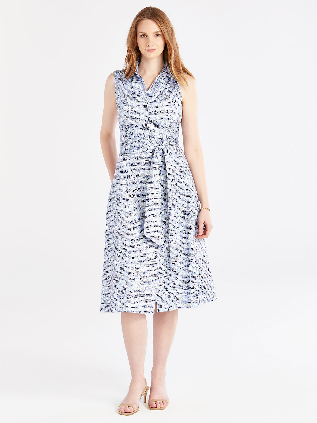 Naples Shirt Dress