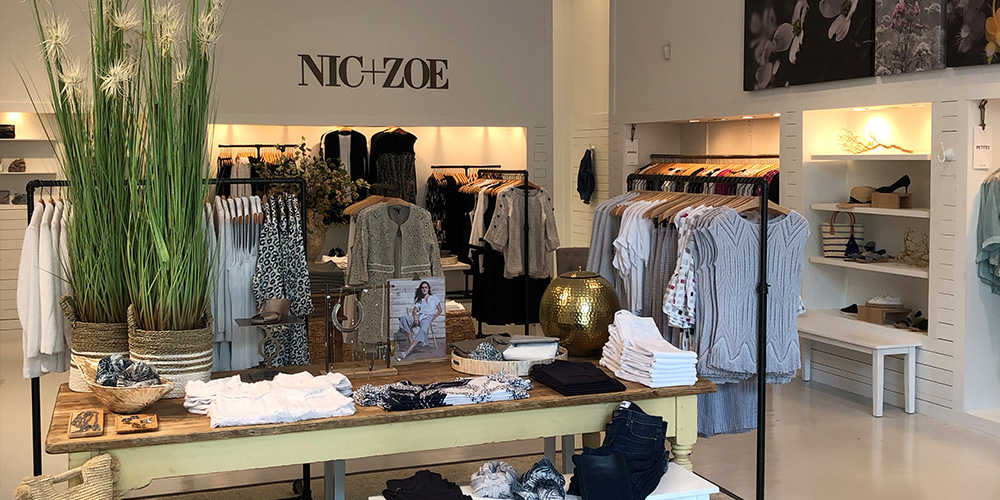 NIC+ZOE Phillips Place Store