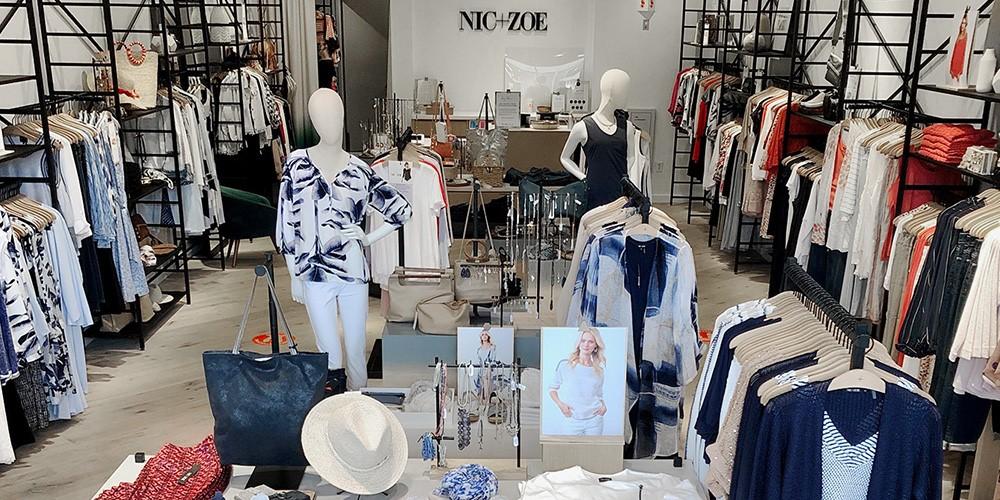 NIC+ZOE Chestnut Hill Store