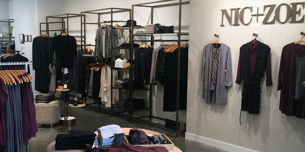 NIC+ZOE Bedford Square Store